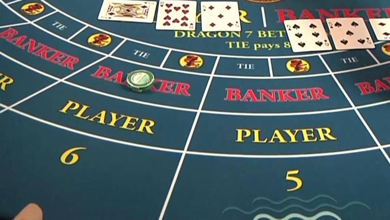 Online-Baccarat –Punto Banco online kostenlos spielen