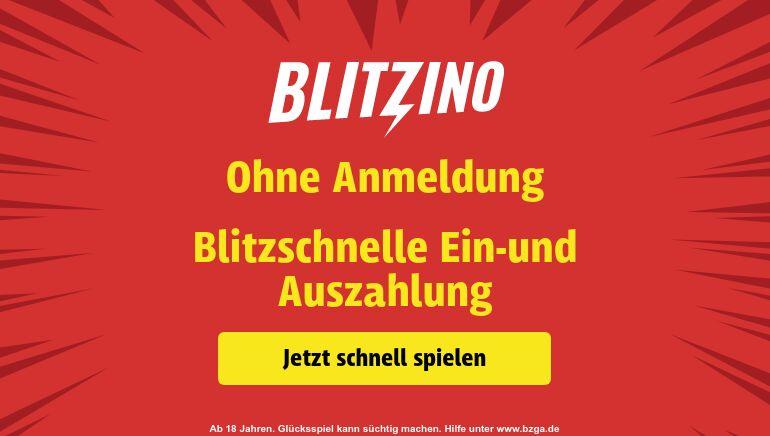 Erleben Sie die Zukunft des Glücksspiels mit sofortigem Spiel & schnellen Auszahlungen bei Blitzino