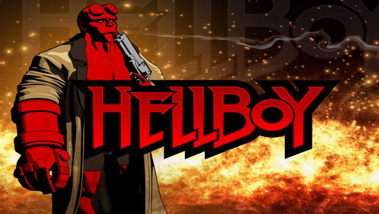 Nagelneues Hellboy Slot Game - bereits ein Gewinner