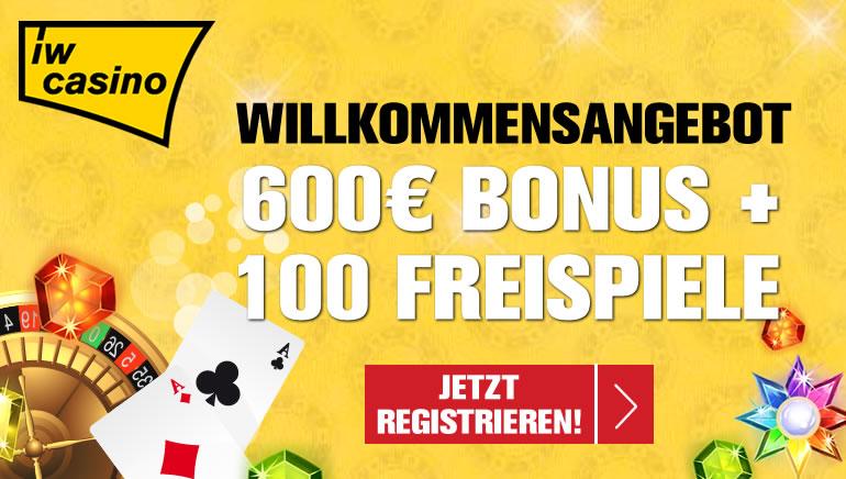 online casino welcome bonus anmeldungs spiele
