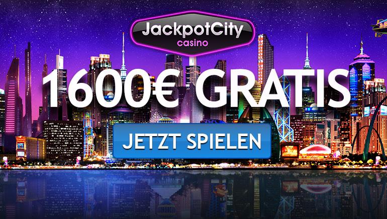 Legen Sie los im Jackpot City Casino mit einem €1.600 Willkommensbonus
