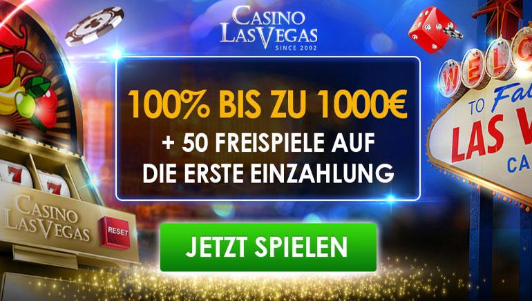 Großzügiges Casino Las Vegas 2019 Angebot für OCR-Spieler