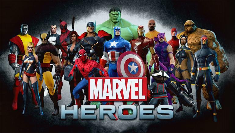 Spielen wie ein Superheld mit Marvel Slots im Omni Casino