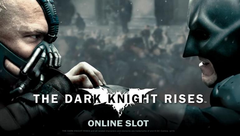 Wo man Batman: The Dark Knight spielt