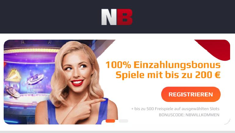 NetBet Deutschland bietet jetzt ein neues Willkommensangebot: bis zu 200 € & 500 Freispiele