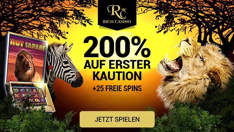 Rich Casino Germany