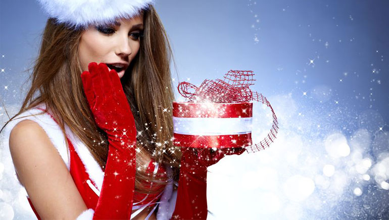Feiern Sie die Feiertage mit Secret Santa bei All Slots